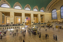 Grand Central Station, Manhattan, New York  von travelstock44