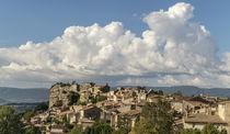 Saignon, Provence, Frankreich  von travelstock44