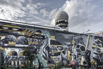 Teufelsberg, Radastation, Berlin  by travelstock44
