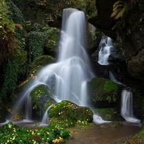 Lichtenhainer Wasserfall von Andreas Levi