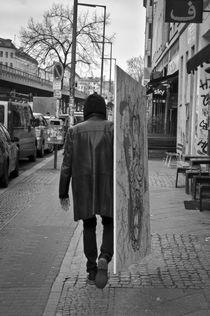 The Walking Art von Marc Pruß