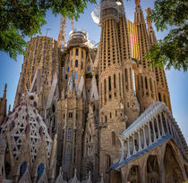 Sagrada Familia by gfischer