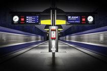 Munich Underground by architecturejournalist