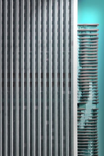 Chicago abstract II by architecturejournalist