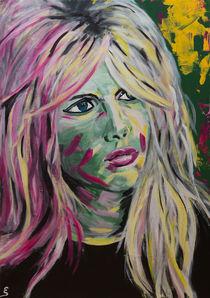 Brigitte Bardot von Eva Solbach