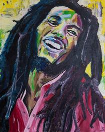Bob Marley by Eva Solbach