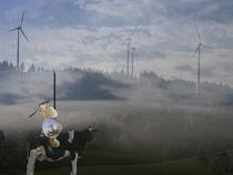 Don Quixote und die neuen Riesen von Anni Freiburgbärin von Huflattich