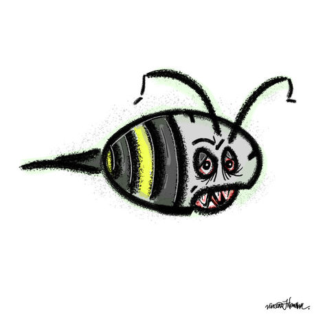 Bee-2-png