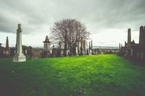 Glasgow Necropolis von Jürgen Creutzburg