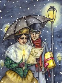 Christmas eve by Aranzazu Fernandez