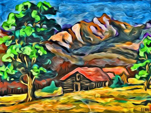 Berglandschaft-001