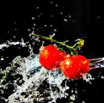 TomatenSplash von Nina Schwarze