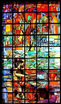 Stain glass von Claudio Boczon