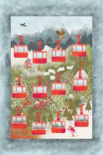 A la montagne by Nadja Petremand