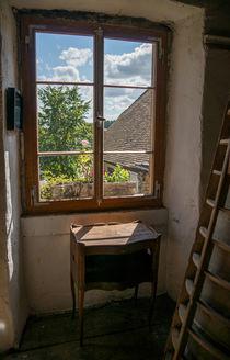 Blick aus dem Fenster von Stephan Gehrlein