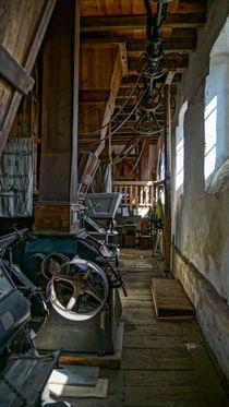 Bilder einer Mühle von Stephan Gehrlein