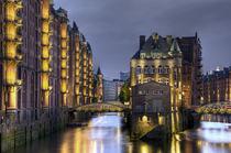 Speicherstadt Hamburg von Thomas Leiss