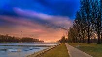 Farben am Himmel by Stephan Gehrlein