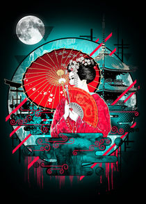 My Geisha dream by Jay Maninang
