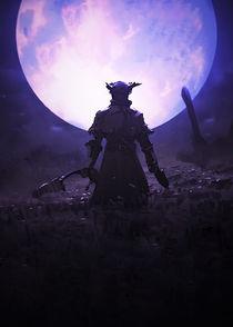 Bloodborne: Praise the Moon von succulentburger