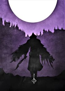 Bloodborne: The Hunter of Hunters by succulentburger