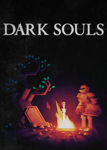 Dark Souls: Bonfire Lit by succulentburger