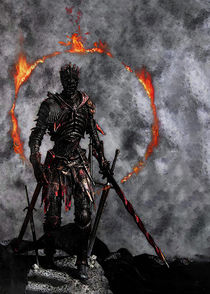 Dark Souls: The Soul of Cinder by succulentburger