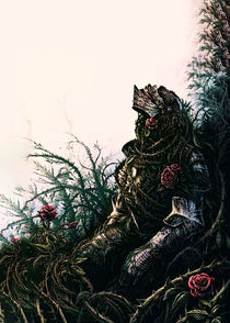 Dark Souls: The Heart of Thorns by succulentburger