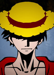 One Piece: Monkey D. Luffy von succulentburger