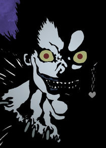 Death Note: Ryuk von succulentburger