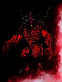 Diablo, the Lord of Terror by succulentburger