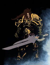 Varian Wrynn, the King of Alliance von succulentburger