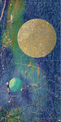 Vintage Planets by garrisonjames