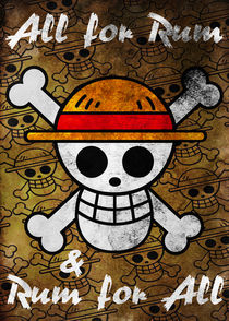One Piece Emblem von succulentburger