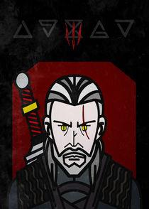 The Witcher: Geralt, the Butcher of Blaviken von succulentburger