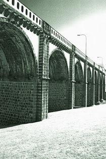 Bridge in Ribeira Grande by Gaspar Avila
