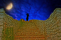Mondsüchtig by Christoph  Ebeling