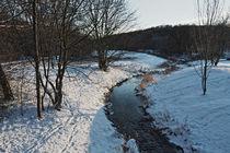 Wuhletal im Winter by Christoph  Ebeling