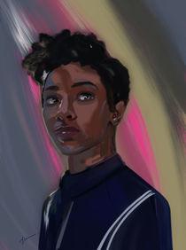 Starfleet In Her Eyes by Iri Kirova