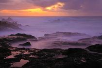 Seascape at sunset von Gaspar Avila