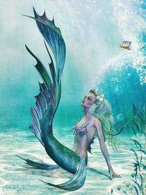 Kleine Meerjungfrau von fantasy-art-3d
