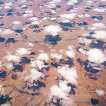 Clouds over Africa by Miemo Penttinen