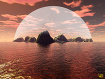 Parallelwelt 003 by Norbert Hergl