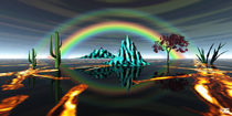 Rainbow Protection 004 by Norbert Hergl