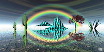 Rainbow Protection 005 by Norbert Hergl