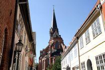 St. Nikolai in Lüneburg; 21.11.2017 by Anja  Bagunk