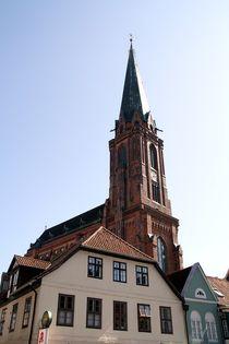 Die St. Nikolai Kirche in Lüneburg; 21.11.2017 by Anja  Bagunk