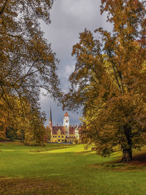 Wasserschloss Schönau - Schlosspark by Chris Berger