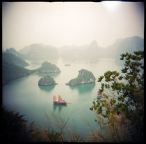 Ha Long bay von Miemo Penttinen