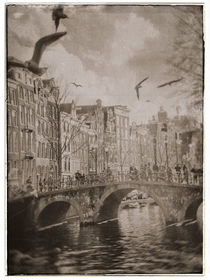 Vintage Amsterdam by Miemo Penttinen